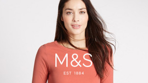 €15 Off Orders Over €120 at Marks & Spencer