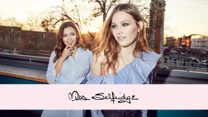 10% off Orders Over £40 with Newsletter Sign-up at Miss Selfridge