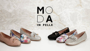 12% Off Orders Over £60 Plus Up to 70% off Sale at Moda in Pelle
