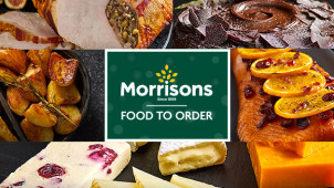 £5 Off First Orders Over £80 at Morrisons