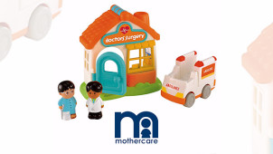 £10 off Orders Over £100 with Sign-ups at Mothercare