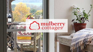 £50 Off Cottage Bookings of Between 5 & 9 Guests at Mulberry Cottages
