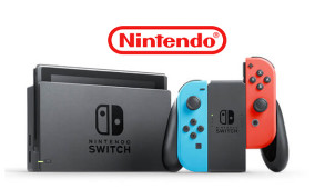 Reserve your Nintendo Switch with Extended Warranty from £279.99 at Nintendo