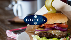 2 for 1 Mains at O'Neills Pub & Grill
