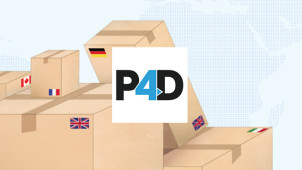 6% Off Orders at P4D - Parcels for Delivery