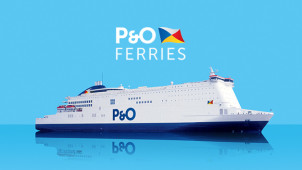 3 Day Return Bookings from £70 at P&O Ferries
