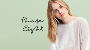 20% Off Full Price Items in the Spring Event at Phase Eight