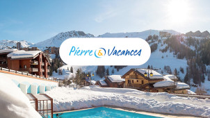 25% Off Next Ski Holidays with Early Bookings with Pierre & Vacances