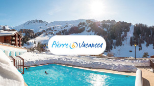 Up to 30% off Last Minute Deals at Pierre & Vacances