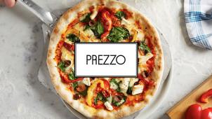 25% Off Food at Prezzo