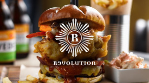 50% off Food at Revolution Bars