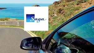 Cover from £120 a Year at Saga Car Insurance