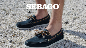 Extra 5% off Sale Orders at Sebago