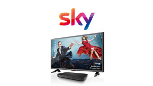 Join Sky TV for €19 p/m for 12 Months at Sky