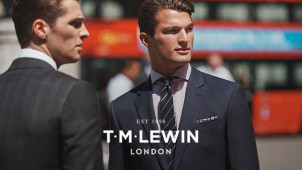 £15 off Orders Over £110 at TM Lewin