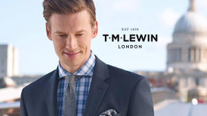 Extra 10% Off Sale Orders at TM Lewin
