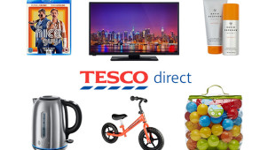 Up to 30% Off Technology and Electrical Items at Tesco Direct