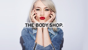 Up to 50% off Plus Free Delivery on Orders Over £10 at The Body Shop