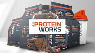 25% Off Orders at The Protein Works