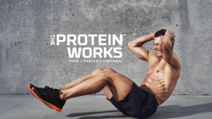 30% off Orders at The Protein Works