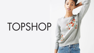 15% OFF New Collection at Topshop!