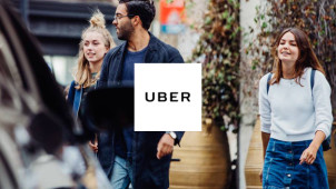 £10 off First Rides at Uber