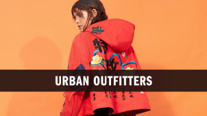 £10 Off Orders Over £50 at Urban Outfitters
