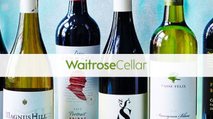 £22 off Orders Over £150 at Waitrose Cellar