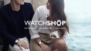 Up to 50% off in the Sale at Watch Shop