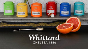 3 for 2 on Instant Tea Orders at Whittard of Chelsea