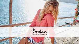 Up to 70% off Womens Fashion in the Sale at Boden