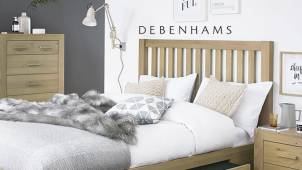 20% off Home Plus Up to 50% off Furniture and Beds