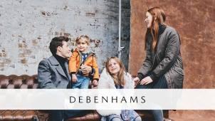30% off Coats and Boots at Debenhams.ie