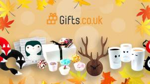 15% off Orders Over £30 at Gifts.co.uk