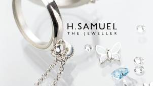 £20 off Orders Over £150 at H Samuel