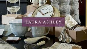 30% off Home - Including Lighting, Furniture, Homeware and Decorations at Laura Ashley