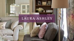 Up to 50% off Home and Fashion at Laura Ashley