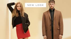 £10 off Orders Over £50 at New Look