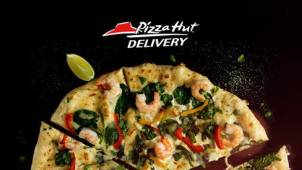 50% off Pizza Orders Over £15 at Pizza Hut Delivery