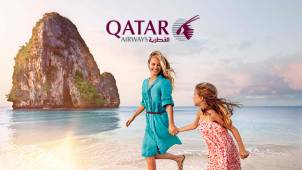10% off Selected Destinations at Qatar Airways