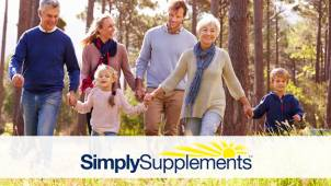15% off Orders at Simply Supplements