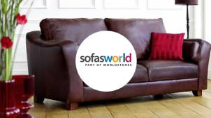 Up to 50% off in the Autumn Sale at SofasWorld