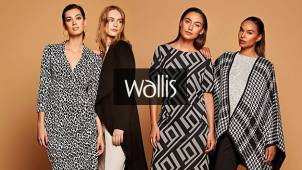 Up to 30% off Orders plus Free Delivery at Wallis
