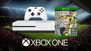Xbox One S FIFA 17 Bundle Available Now for Pre-Order at Microsoft Store